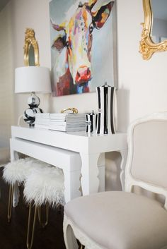 Spring Home Tour | Chronicles of Frivolity