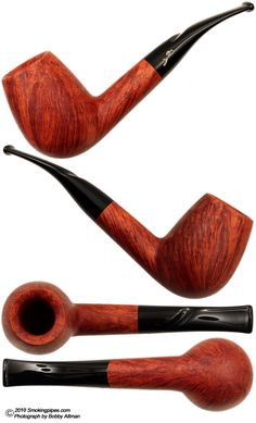 Autograph Smooth Bent Brandy (5) (6mm)