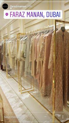 Bridal Boutique Interior, Clothing Boutique Interior, Boutique Decor, Clothing Store Displays, Clothing Store Design, Vintage Clothing Stores, Showroom Interior Design, Boutique Interior Design, Modegeschäft Design