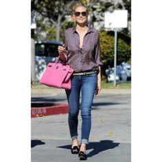 Heidi Klum Los Angeles   #springautumn #warmspring #natural #romantic #style #streetstyle #heidiklum