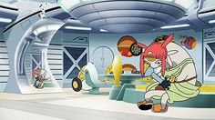 Space Dandy - Episode 16 Space Dandy, Cowboy Bebop, Fangirl, Animation, Anime, Cartoons, Film, Movie, Cartoon