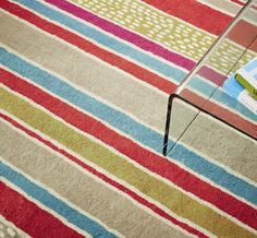 Sanderson Home - Ebba 23400 Bright / Multi Rugs Auckland | New Zealand