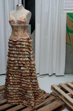Traverse City Trashion Fashion show, blog