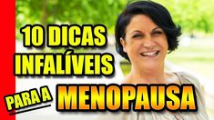 MENOPAUSA - 10 dicas para aliviar os sintomas da MENOPAUSA  #menopausa   #dicasparapassaramenopausa Secura, Youtube, Hormone Replacement Therapy, Reduce Stress, 50 Years Old, Blood Vessels, Natural Treatments, Lose Belly, Loosing Weight