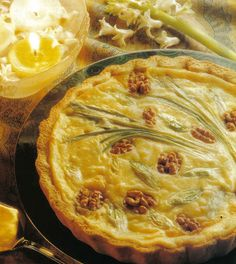 La cucina di Susana: Ricette di Natale per tutti i gusti: Crostata al formaggio.