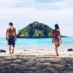 Travel thailand island tropical life love happiness couple goals together beautiful stunning amazing backpacking backpacker enjoy oneway