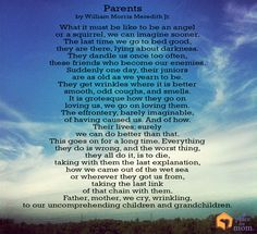 Talking about the challenging relationship a child has with it's parents, this poem may resonate with many. Read more inspirational poetry.