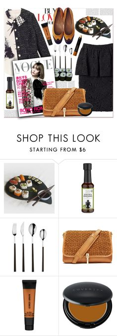 """""""Sushi Dinner Date"""" by sweta-gupta ❤ liked on Polyvore featuring Burberry, Lelativement, Red Vanilla, Jura, Hedi Slimane, Elizabeth and James, Hermès, Giorgio Armani, Cover FX and women's clothing"""