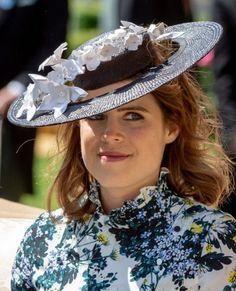 June 21, 2018 in Sally Ann Provan | Royal Hats