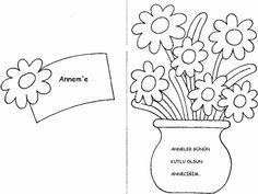 Anneler Günü Kart Örnekleri (8 Adet)