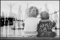 La mia vita, aspettandoTi...: Un'unica Famiglia