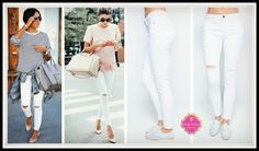 Wilshire Jeans in White