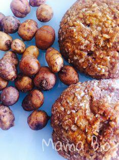 Galletas de Espelta con Pulpa de Horchata