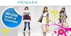 Win of Primark vouchers. Shopping Vouchers, High Street Brands, Primark, Fun, Fashion, Moda, Fashion Styles, Fashion Illustrations, Hilarious