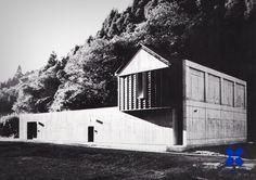 Takamitsu Azuma & Rie Azuma /// House for a painter /// Ohara, Isumi, Chiba, Japan /// 1989