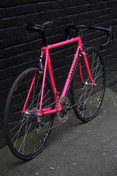 Pinarello pink & black