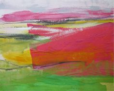 Shepherd's Delight by Trudy Montgomery 2014, mixed media (oil, graphite, tissue paper) on board, 20 x 30 in (51 x 76 cm). SOLD. Still available as a limited edition print from the artist.
