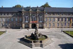 Bayreuth a kastélyok és lovagvárak városa Mansions, House Styles, Baroque, Palaces, Bayreuth, Opera House, Conductors, Courtyard Gardens, Brandenburg