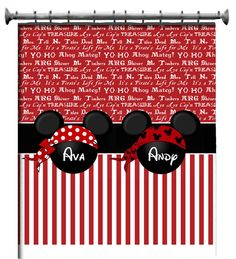 Custom Pirate Mickey Shower Curtain, Inspiration For Mobella Events, Event  Planner Orlando, Www