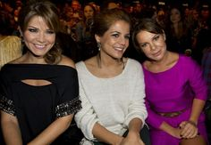 Samara Felippo, Nívea Stelmann e Fernanda Souza (Foto: Edu Saraiva / Revista QUEM)