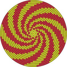 """The location where building and construction meets style, beaded crochet is the act of using beads to decorate crocheted products. """"Crochet"""" is derived fro Mochila Crochet, Crochet Tote, Crochet Purses, Crochet Chart, Bead Crochet, Crochet Stitches, Crochet Bedspread Pattern, Tapestry Crochet Patterns, Crochet Flower Patterns"""