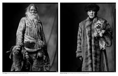 Do You Think These People Were Created Equal After Seeing These Photos? (a wonderful series by Mark Laita)
