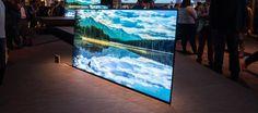 Téléviseur OLED 4K avec HDR Dolby Vision et Android TV