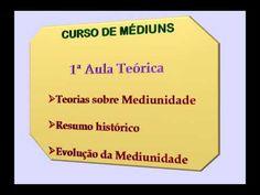 Espiritismo   C M # Aula 07 # Teorias Sobre Mediunidade