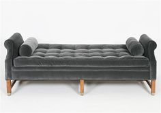 Dutch Daybed - http://www.upholsterly.com/