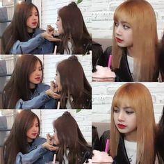 Woah chaennie and jealous Lisa? I wonder for who though...