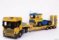 Classic Scania combo