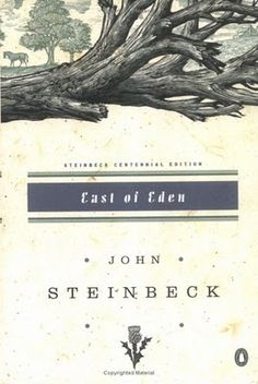 One Literature Nut: Review: East of Eden by John Steinbeck