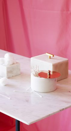 The Large Marble Jewellery Box is made to store your most precious pieces.