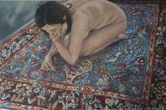 "Priscilla de Paula ""Árvore da Vida"" (2015) óleo sobre tela 120 x 80 cm Contemporary Paintings, Artwork, Tree Of Life, Oil On Canvas, Pintura, Work Of Art, Auguste Rodin Artwork, Artworks, Illustrators"