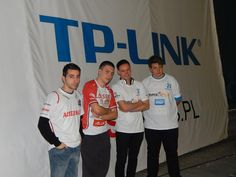 The winners; Poland Lan