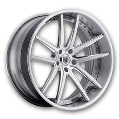 Asanti Wheels CX-507 24 Chrome White Low Offset concave cx507 5 split spoke star
