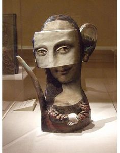 ,Noi Volkov ~ Mona Lisa Teapot