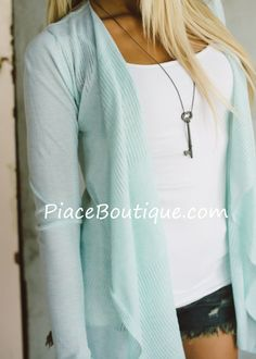 Piace Boutique - Florida Keys Cardigan, $32.99 (http://www.piaceboutique.com/florida-keys-cardigan/) #piaceboutique
