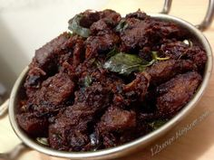 Kerala Style Beef Ularthiyathu - Recipe Book....luv luv this one..my mom was so good at making this..