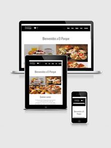 Diseño para Restaurante http://www.62.belomar.es/