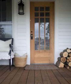 Rustic Farmhouse Front Porch Decorating Ideas (24)