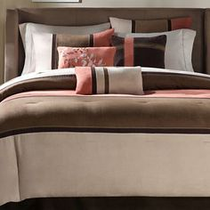 Palisades 7-pc. Comforter Set - jcpenney