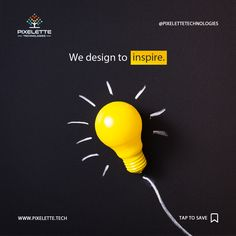 Have you been struggling in the creation of attractive and powerful designs?  Might be you're not on the right track.  No need to worry, get the best professional tips and creative ideas from our designer experts at Pixelette Technologies because we design to inspire.  #Pixelette_Technologies #Pakistan #Software_Development #Digital_Marketing #Graphic_Designing #Designing_Experts #Technology #Profit #Success #Growth #Excellence Graphic Design Company, Graphic Design Services, Design Agency, Web Design, Best Web Development Company, Web Development Agency, Software Development, Marketing Tools, Digital Marketing