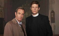 Grantchester Series 2 ITV - James Norton's crime fighting priest Sidney returns for a second series - but who has he brought with him?
