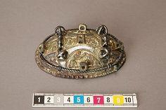 Viking age / Tortoise brooch/ Uppland