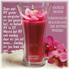 Evening Greetings, Good Morning Greetings, Good Morning Wishes, Day Wishes, Goeie Nag, Goeie More, Afrikaans Quotes, Special Quotes, Tableware