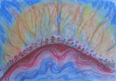 Mindfulness-based, Somatic Art Therapy for Women who experienced Trauma.