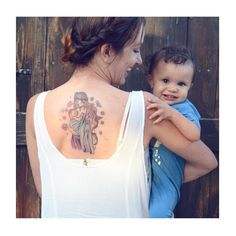 19 Badass Breastfeeding Tattoos That Might Tempt You to Get Ink Baby Tattoos, Up Tattoos, Time Tattoos, Family Tattoos, Cool Tattoos, Random Tattoos, Girly Tattoos, Tatoos, Tattoos While Breastfeeding