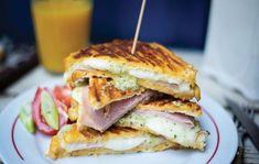 7 duci bundás kenyér, amik akár ebédre is működnek | Nosalty Lidl, My Recipes, Pesto, Pancakes, Sandwiches, Breakfast, Food, Nap, Minden