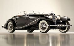 1936 Mercedes-Benz 540K Spezial Roadster
